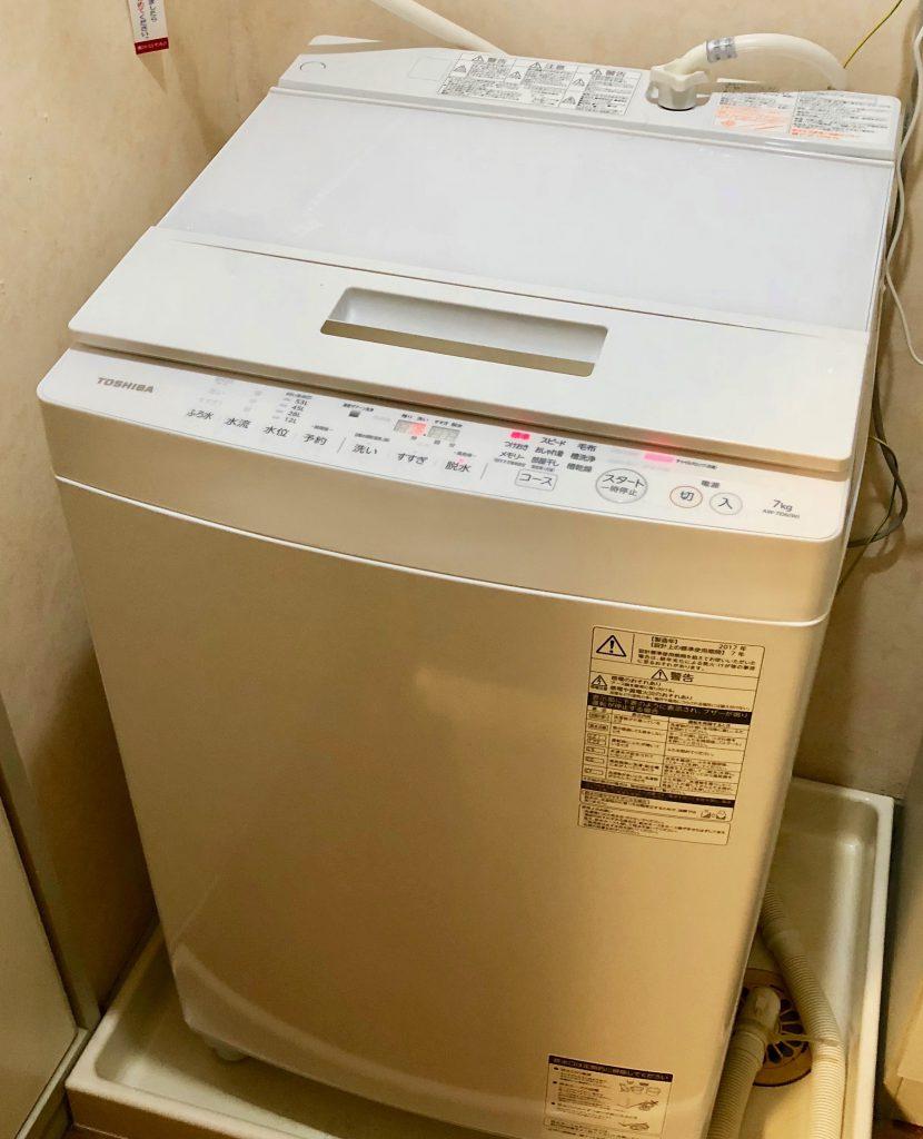 東芝洗濯機 AW-7D6購入 | TokyoDays
