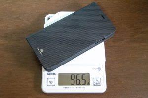 Black Rock 重量